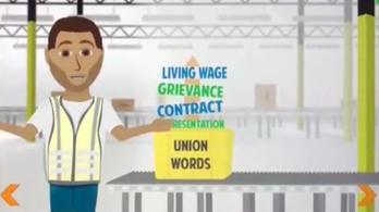 Kiszivárgott egy szakszervezet-ellenes videó az Amazontól