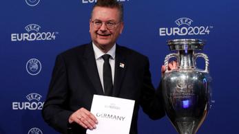 Németország rendezi a 2024-es futball-Eb-t