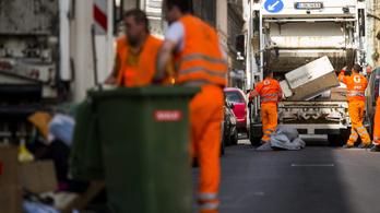 Olyan rozogák a kukásautók, hogy több mint száz településen nem is viszik el a zöldhulladékot