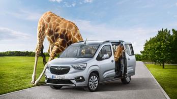 Bemutató: Opel Combo Life – 2018.