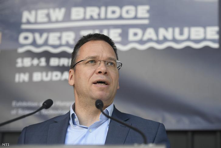 Fürjes Balázs, a Miniszterelnökség Budapestért és agglomerációért felelős államtitkára