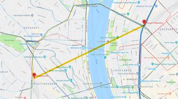 Újra előkerült a Nyugatit és a Délit összekötő alagút ötlete