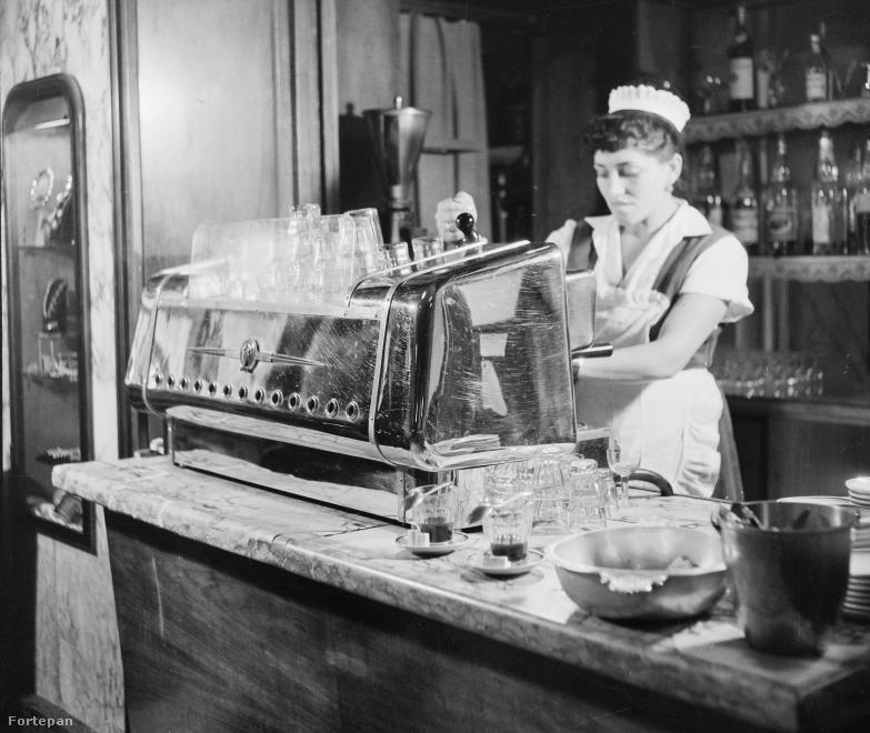 Egy friss kutatás szerint a magyar kávéfogyasztók többsége az eszpresszóra esküszik egy kis tejjel