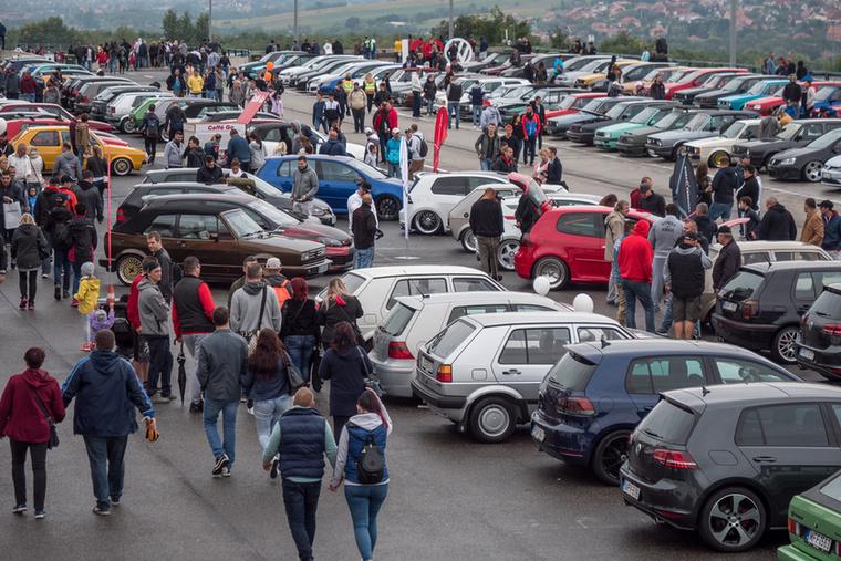 Idén hetedik alkalommal rendezték meg a Volkswagen-találkozót a Hungaroringen, és ezúttal a Paddock területét teljes egészében egy típus uralta