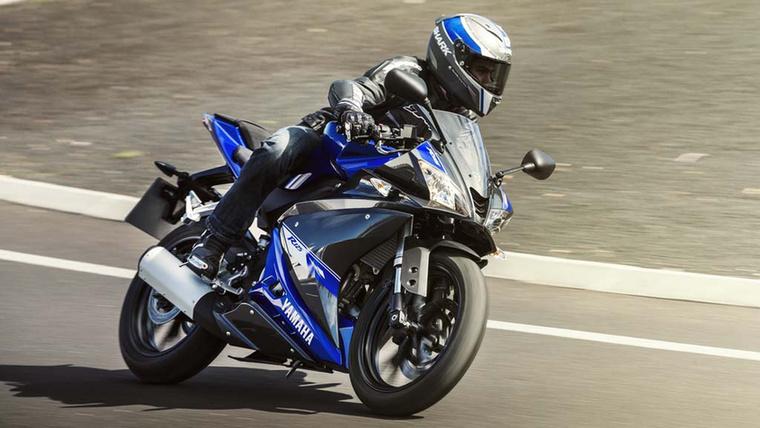 Yamaha YZF-R125                         Még a lista tizedik helyezettje is elvan 2,7 literes átlaggal - mármint valós, a tulajdonosok által mért és dokumentált 2,7 literrel
