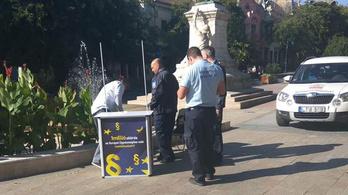 A jegyző elzavartatta az Európai Ügyészségért aláírást gyűjtő aktivistákat