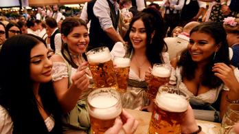 Hogyan kell bajorul sört kérni az Oktoberfesten?