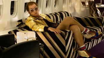 A meggyőző külső már adott az Elton John-film sikeréhez