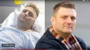 44 évesen végre elveszítette a szüzességét a pénisz nélkül született férfi, erre kómába esett