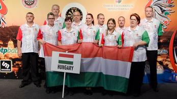 Magyarország még sosem volt ilyen jó darts-Eb-n