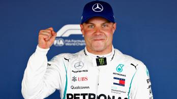 Bottas mindenkit meglepett, a Red Bullok már a Q2-ben kiestek