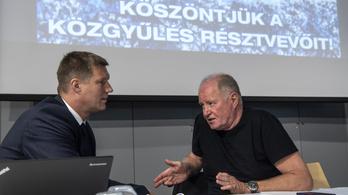 Vári Attila a Magyar Vízilabda Szövetség új elnöke