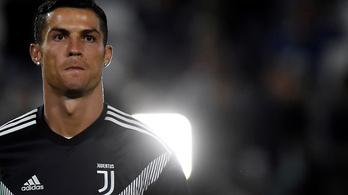 C. Ronaldo tagadja az erőszakot, perel