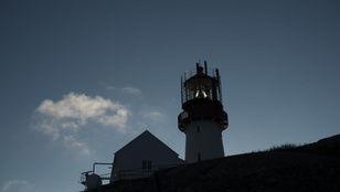Itt 1656 óta áll világítótorony