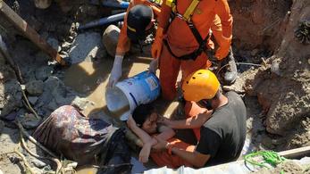 A 800 halott csak a kezdete az indonéz cunaminak