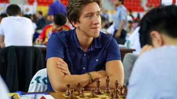 Két magyar győzelem vasárnap a sakkolimpián