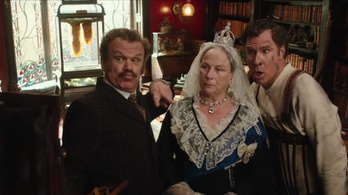 Sherlock Holmes feltalálja a szelfit