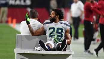 Saját csapatának intett be a sérült NFL-es?