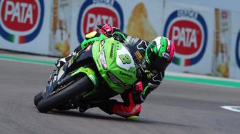 Megvan a világ első női motoros világbajnoka