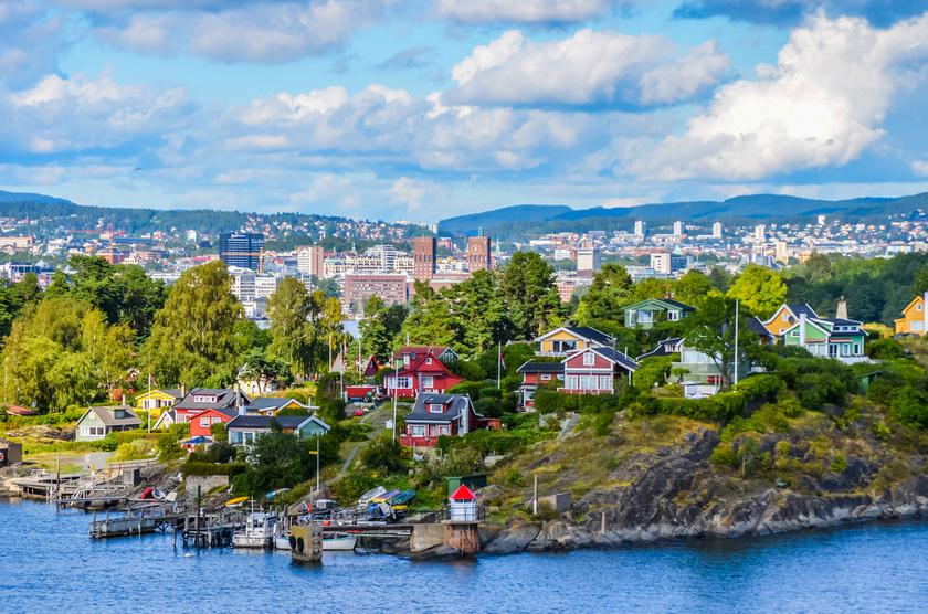 Norvégia fővárosa az összesített listában csak a harmadik helyet szerezte meg, de a levegőminőség tekintetében Oslo abszolút első lett.