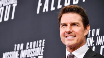 Tom Cruise nélkül nem készülhet Mission: Impossible