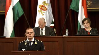 Új főrendőrt kapott Budapest