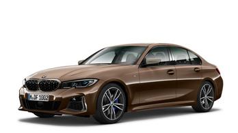 Kiszivárgott képeken a vadiúj 3-as BMW
