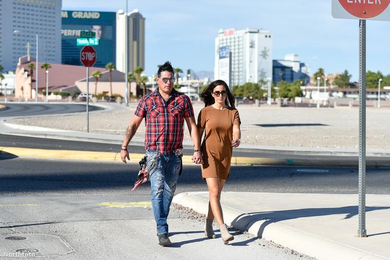 Nicole egy hónappal a Las Vegas-i eset után kórházba került