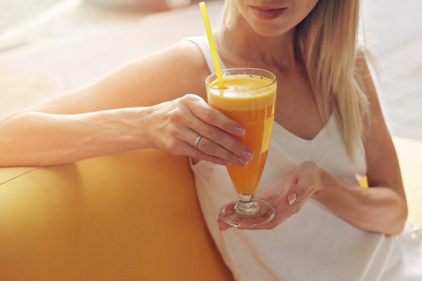 Igyál egy pohárral mindennap a ragyogó bőrért - Beindítja a fogyást is az őszi smoothie