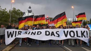 Neonáci terrorszervezetet lepleztek le Chemnitzben