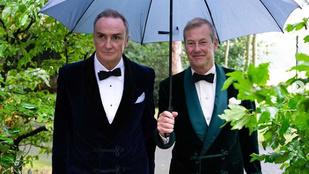 Megvolt a királyi család első melegesküvője