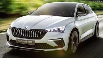 Két új, sportos autót mutatott a Skoda