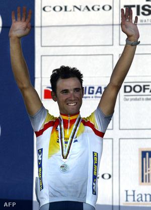 Alejandro Valverde 2003-ban