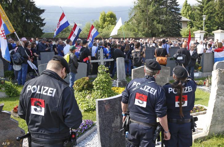 A bleiburgi megemlékezés 2018. május 12-én
