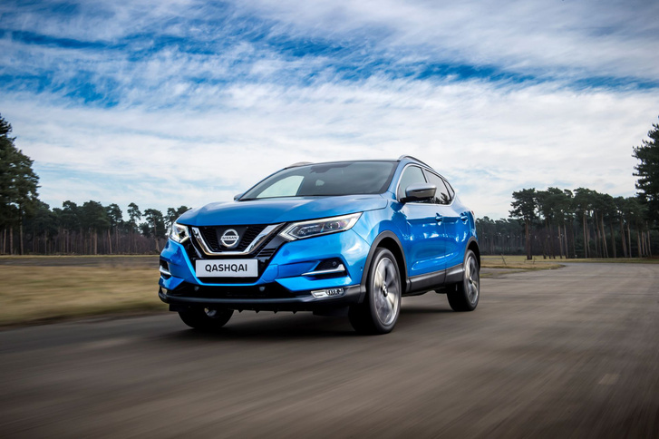 426184454 The new Nissan Qashqai