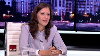 Beperli Sallai Róbert Benedeket az LMP-ből kilépett Szél Bernadett