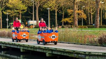 Betiltják Hollandiában az elektromos járművet, amelyben négy gyermek halt meg
