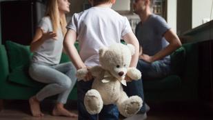 Hogyan beszéljünk a gyerekkel a válásról?