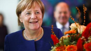 Merkel világszerte népszerűbb, mint Trump