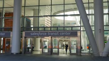 Csoda, hogy még nem dőlt össze San Francisco új tömegközlekedési központja