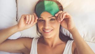 Így aludj, hogy mindig ragyogó arcbőrrel kelhess