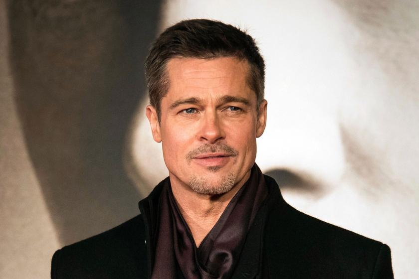 Kiköpött Brad Pitt - A színész mintha az ikertestvére lenne ezen a fotón