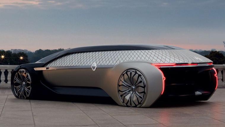 A Renault újdonsága már nem is autó