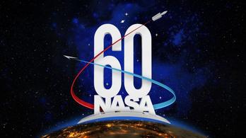 60 éves a NASA