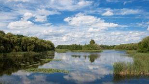 Őszi kirándulások a Kis-Balatonnál