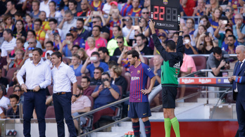 Messi: Nem kéne, hogy tőlem függjön a Barca