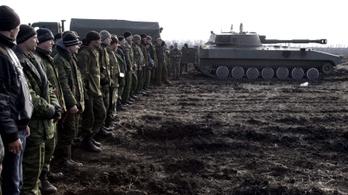 Négy év felfüggesztettre ítélték a donyecki magyar zsoldost