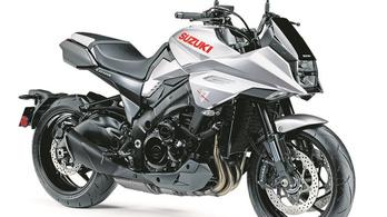 Ez az új Suzuki Katana