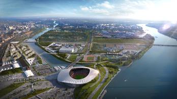 Extrémsportközpont lesz a budapesti olimpia helyén