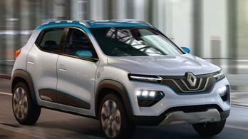 Villanyautóként jöhet hozzánk a szuperolcsó Renault